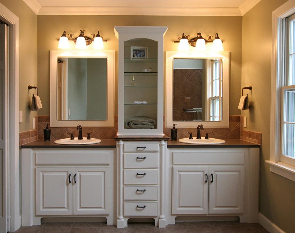 CHC DesignBuild Award Winning Bathroom Remodel In Overland Park - Bathroom vanities overland park ks